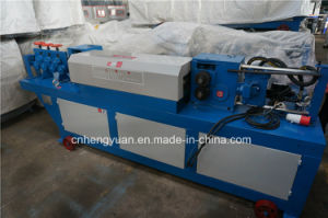 High Automatic Steel Wire Straightening and Cutting Machine pictures & photos