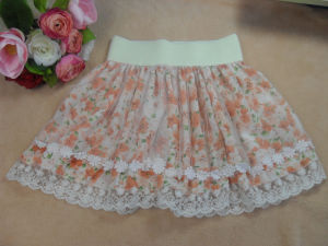 Fashion Chiffon Skirt (K012)