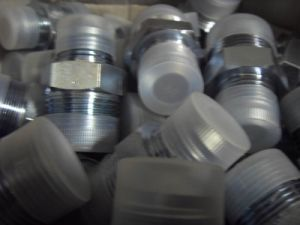 Galvanize Carbon Steel Amercia Adapters pictures & photos