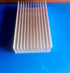 140mm Width Aluminum Profile Heat Sink 140mm*50mm*200mm Length Can Custom-Made pictures & photos