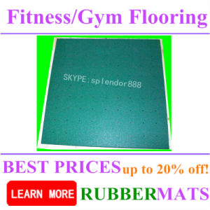 Popular Sales High Quality Rubber Gym Flooring Fitness Sports pictures & photos