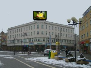 P10 Outdoor LED Display, LED Advertisement Screen