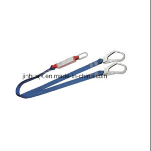 Shock Absorber Double Lanyard (JE312205) pictures & photos