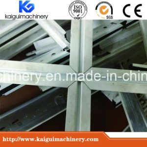 Fully Automatic Ceiling Select T Bar Machinery for India Market pictures & photos