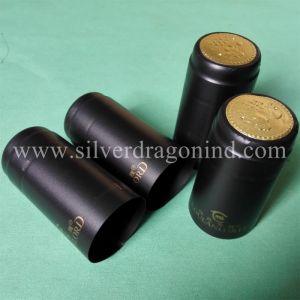 Custom PVC Shrink Capsules for Vodka, Wine Bottle Sealing pictures & photos