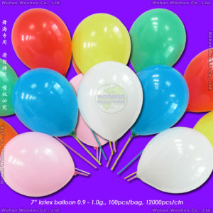 Inflatable Round Silk-Screen Printing Pearl Balloon pictures & photos