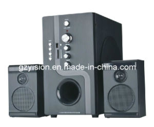 USB/FM/MP3/PC Speaker (H-806)
