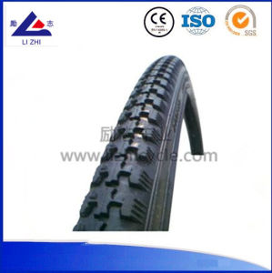 China Factory Stock Bicycle Tyre Rubber Motorcycle Tires pictures & photos