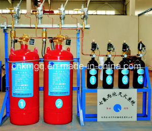 Fire Extinguisher FM 200 pictures & photos