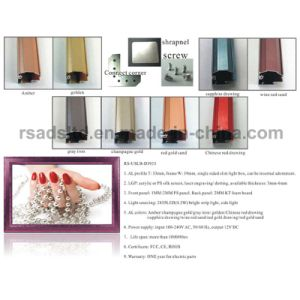 Hot Sale Slim LED Signboard Light Box with Ce Certificate pictures & photos