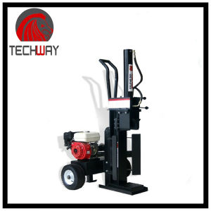 CE Certified 16 Ton Gasoline Log Splitter pictures & photos