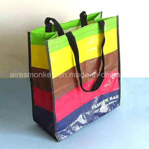 Recyclable Feature and Poly Propylen Material Non Woven Lamination Bag pictures & photos