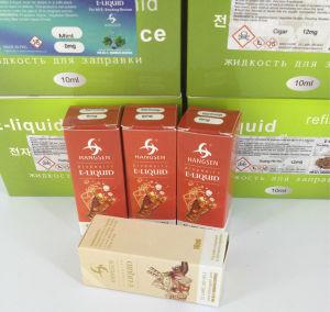 Guibiotech Manufacture of Food Grade E Liuid 10ml Hangsen E-Liquid Hangsen E-Juice