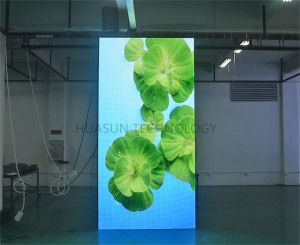 Stage Rental Display/ P6, LED Display Screen/Flexible LED Curtain Display pictures & photos