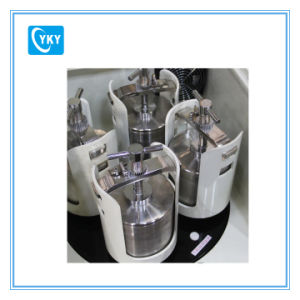 Compact Planetary Vertical Ball Mill with Four 250ml Stainless Steel Grinding Jar Cy-Pbm-V-1L pictures & photos