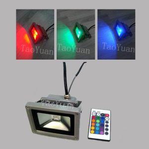 10W LED RGB Flood Light pictures & photos