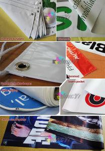 Indoor Decoration Hang PVC Vinyl Banner Custom Advertising Poster pictures & photos