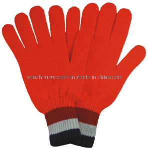 Knitted Gloves (SH12-2G004) pictures & photos