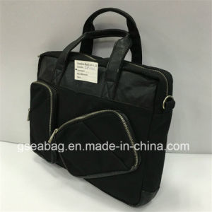 Laptop Computer Notedbook Carry Bag Multi-Function Vintage Handbag Briefcase (GB#40006) pictures & photos
