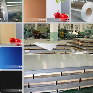 Stainless Steel of Sheets 310S