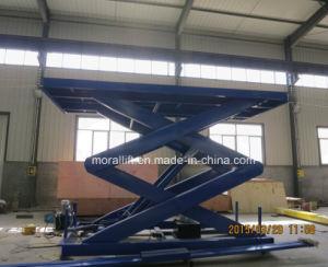 Electrical Hydraulic Scissor Cargo Elevator (SJG) pictures & photos