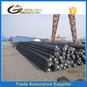 Buliding Construction Material of Screw Thread Steel Bar pictures & photos