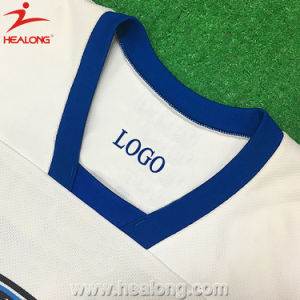 Healong Designer Dye Sportswear Sublimated Printing Customized Hockey Jerseys pictures & photos