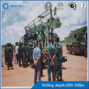 SIN300st Water well drilling rig pictures & photos