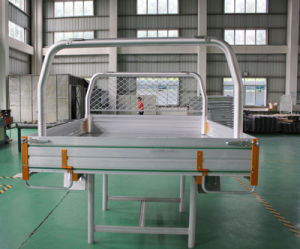 Hot-Selling Pickup Tray Body with ISO9001&Ts16949 Certificated pictures & photos