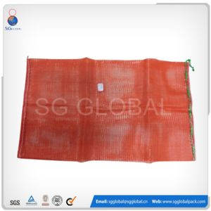 25kg Leno Mesh Bag for Packing Onion and Potato pictures & photos