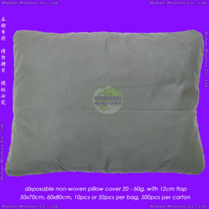 Disposable Nonwoven Pillow Cover pictures & photos