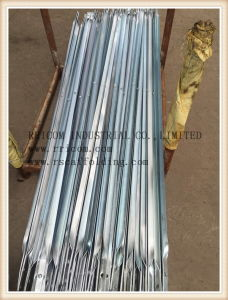 Galvanized Scaffolding Angle Cross Braces for Frame System pictures & photos