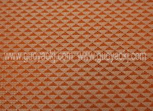 2014 New Sandwich Knitting Fabric for Footwear Industry pictures & photos