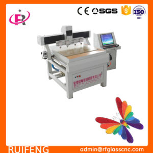 Small Round Shapes Making Machine for Cutting Glass (RF800M) pictures & photos