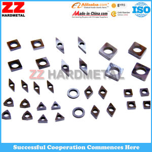 Tungsten Cemented Carbide Shims Used with Indexable Inserts pictures & photos
