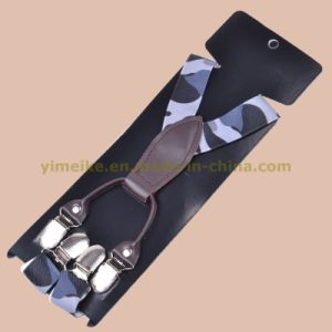 New Fashion Camouflage Suspenders for Kids (BD1006-10) pictures & photos