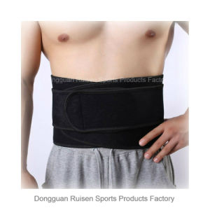 Top Sale High Quality Neoprene Fabric Lumbar Brace with SGS for Running