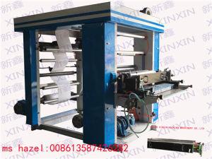 Auto Tension Controller Flexo Graphic Printing Machine