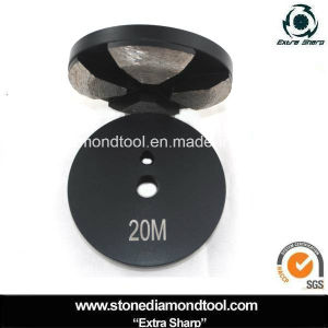 3 Inch Terrco Concrete Grinding Pad Metal Bond Diamond pictures & photos