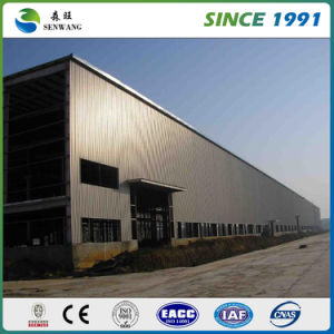 Brand New Steel Structure Prefabrication Warehouse with Ce Certificate pictures & photos