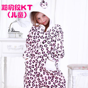 Kuka Bcn Kids Cartoon Animal Onesie Pajama