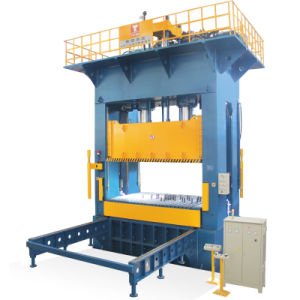 Hydraulic Deep Drawing Press with Moving Table 1000t pictures & photos
