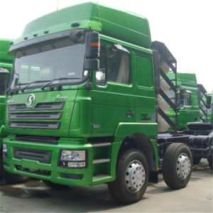 Man Technology Shacman F3000 6X4 Tractor Truck pictures & photos