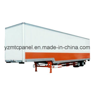 Damage Resistant FRP CBU Dry Truck Body pictures & photos
