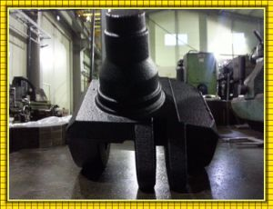 OEM Machined Ductile Steering Knuckle pictures & photos