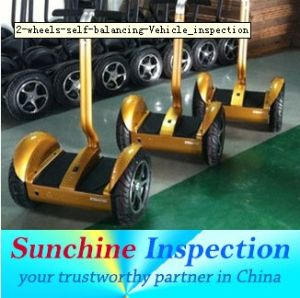Professional Self Balancing Vehicle Pre-Shipment Inspection Service pictures & photos