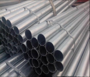Q235 Zinc Coating Galvanized Steel Pipe/1inch-2inch Round Steel Tube pictures & photos