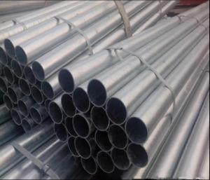 Q235 Zinc Coating Galvanized Steel Pipe/Hot-DIP Galvanized Steel Round Tube pictures & photos