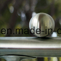 Stainless Steel Glass Balustrade and Railing Systems pictures & photos
