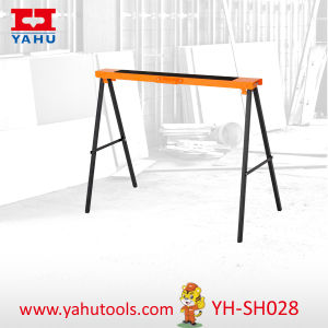 Adjustable Folding Steel Garden Sawhorse pictures & photos